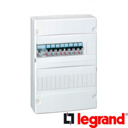 Tableau équipé 2 Rangées LEGRAND (KIT2R) - LEGRAND