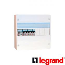 Tableau équipé 1 Rangée LEGRAND (KIT1R) - LEGRAND