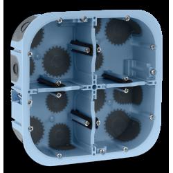 Boîte étanche à l'air XL AIR'metic Grand Format 2x2 Postes Prof.50mm (51017) - EUROHM