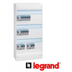 Tableau équipé 3 Rangées LEGRAND (KIT3R) - LEGRAND