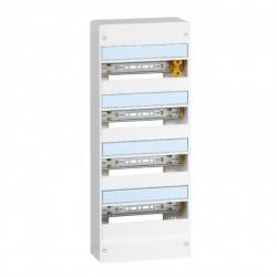 Coffret 4 Rangées 13 Mod - Ip 30 - Ik05 - Blanc Ral 9010 (401214) - LEGRAND