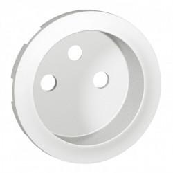 Enjoliveur Céliane - prise 2P+T standard - blanc (068112) - LEGRAND