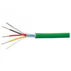 Cable bus KNX longueur 100m vert (TG018) - HAGER