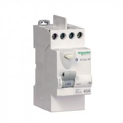 Interrupteur différentiel ID'Clic XP 40A type A 30mA (23158) - SCHNEIDER