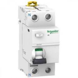 Acti9, iid interrupteur différentiel 2p 40A 30ma type ASI (A9R31240) - SCHNEIDER