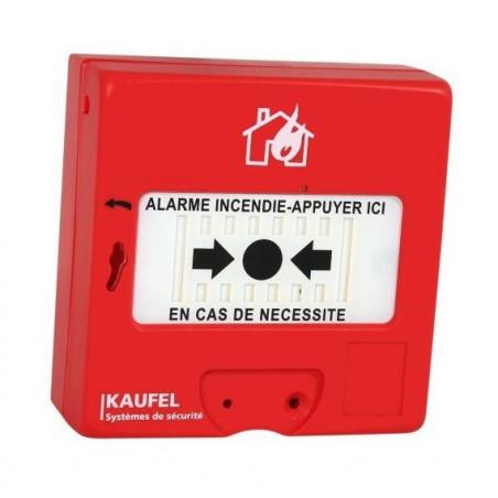 Bris De Glace Avec Clé (534115) - KAUFEL