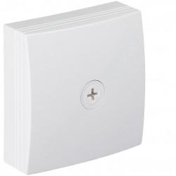 Boîte de dérivation 75x75 Blanc Paloma (ATA707599010) - HAGER