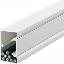 Goulotte appareillable queraz enclipsage direct 85x56mm PVC blanc (GBD5008509010) - HAGER