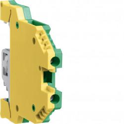 Borne vert-jaune 4mm² (KXB04E) - HAGER