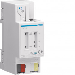 Interface IP/KNX (TYF120) - HAGER