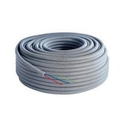 100m de gaine préfilée 3G2.5 + 1X1.5 - Cable