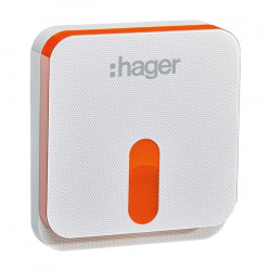 Sirène extérieure avec notification vocale (RLD416X) - HAGER
