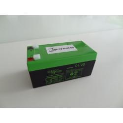 Batterie 12V 3,3Ah pour LBF40 (001FR0748) - CAME