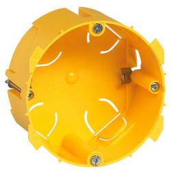 Boîte Batibox pour cloisons sèches pour prise 20 et 32A 1 poste profondeur 40mm (089348) - LEGRAND
