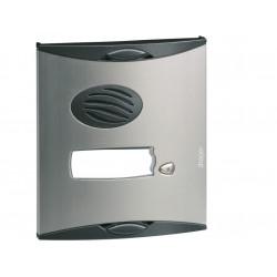 Blindage pour platine de rue 1 logement MHF03X (LB601) - HAGER