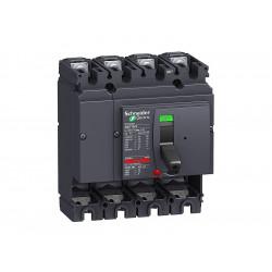 Nsx250F 4P Sans Déclencheur Disjoncteur Compact LV431408 - SCHNEIDER