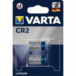 2 piles Lithium photo CR2...