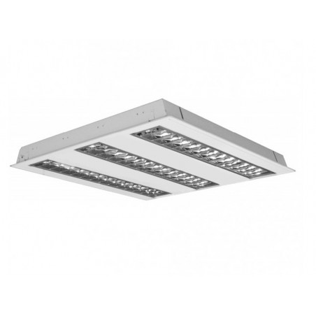 Pave Lumineux Encastré 3x14W Ballast Electronique (001314L) - LIGHTING