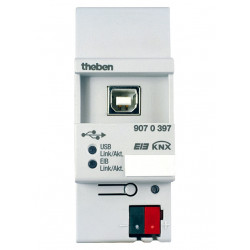 Interface USB/KNX (9070397) - THEBEN