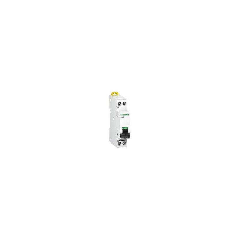 ACTI9 DT40 1P+N 10A COURBE C (A9N21024) - SCHNEIDER