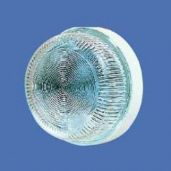 Hublot rond 62 100W E27 blanc - EBENOID