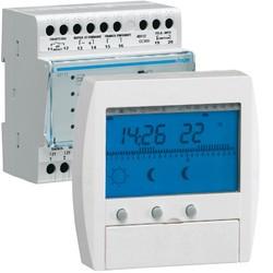 Gestionnaire d'énergie confort 3 zones 7j (49112) - HAGER