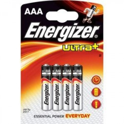 Piles Energizer LR03 AAA - ENERGIZER