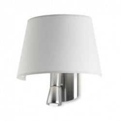 Applique Balmoral - Abat-jour Blanc - LEDS-C4