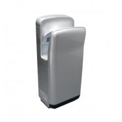 Sèche-mains à double jet pulsé Gris Métal - JVD
