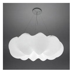 Suspension NUBOLI - 6X55W - ARTEMIDE
