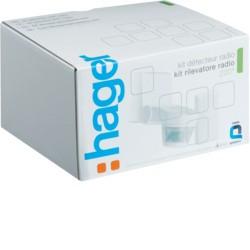 Kit détecteur IR Blanc + 1sortie (TRE700) - HAGER
