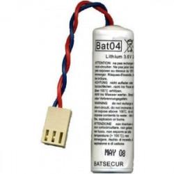 Pile lithium 3.6V /2AH (BATLI04) - HAGER