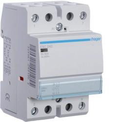 Contacteur 40A 2F 230V (ESC240) - HAGER