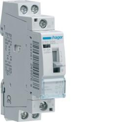 Contacteur J/N 25A, 2F, 230V