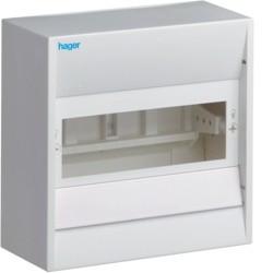 Coffret cache-borne, 8 modules (GD108A) - HAGER