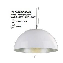 Cupula White/Silver - VERDACE