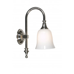 Bath Classic BOOG Nickel Satin 1xG9 IP44 - VERDACE