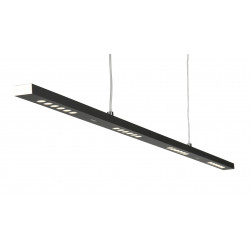 Suspension MinimuM 24x1W LED/WW Nickel - VERDACE