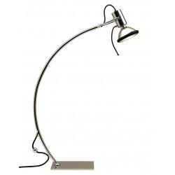 Lampe Bureau PARROT 1xPAR30 Chrome+TOUCH - VERDACE