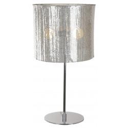 Lampe Bureau COSMO Chrome H65 3x60W E27 - VERDACE