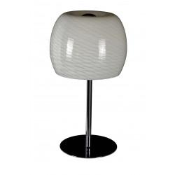 Lampe Bureau MUSHROOM 40WE14 DIM RIB OPAAL 20.5CM - VERDACE