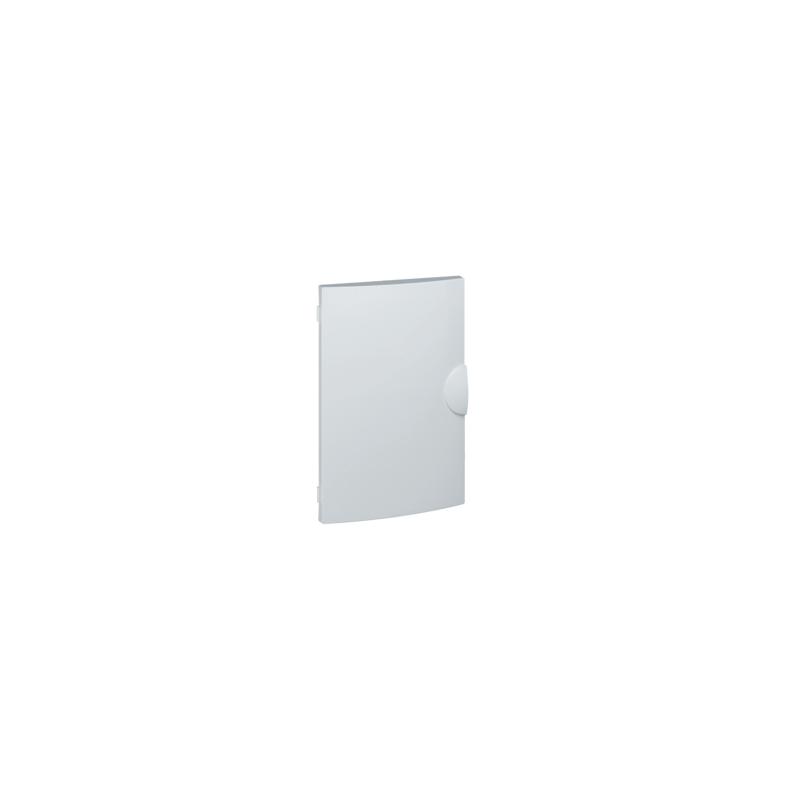 porte pour coffret 3 rang es gp313p hager seulement 19 44. Black Bedroom Furniture Sets. Home Design Ideas