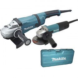 Ensemble DUO meuleuses GA9030 + 9558NB - MAKITA