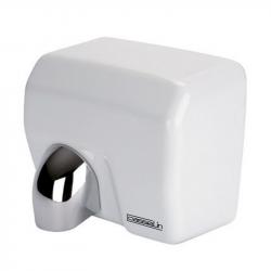 Sèche-mains à bec mural Blanc