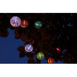 Guirlande lampions - WATT & HOME