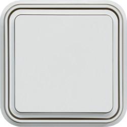 cubyko Va-et-Vient encastré blanc (WNE001B) - HAGER