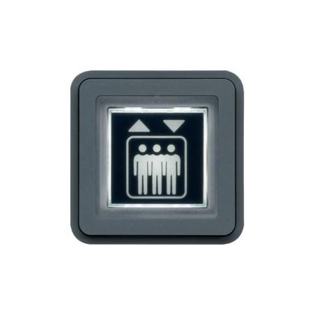 cubyko Voyant signal. blanc assoc. (WNA603) - HAGER