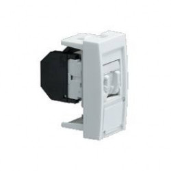 Systo 1M Prise RJ45 Cat.6 FTP (WS222) - HAGER