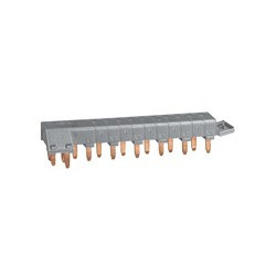 PEIGNE D'ALIMENTATION HX³ - 4P - TÊTE DE GROUPE - LONG. 6 MODULES (405200) - LEGRAND