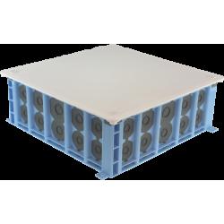 Boîte comble étanche 200x200x85 (51019) - EUROHM